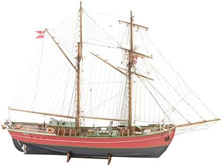 Billing Boats B578 Lilla Dan Modellbausatz im Maßstab 1:50