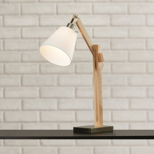 Puppis 25'' Table Lamp by Mercury Row