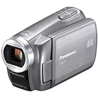 Panasonic SDR-S7EG-S PAL Camcorder (Silver)