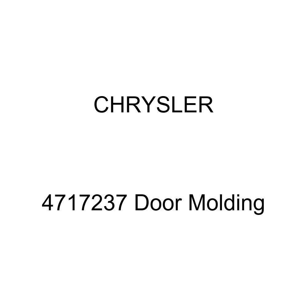 Genuine Chrysler 4717237 Door Molding