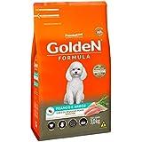 Ração Golden Fórmula Mini Bits para Cães Adultos de Pequeno Porte Sabor Frango e Arroz, 3kg Premier Pet Para Todas Pequeno Ad