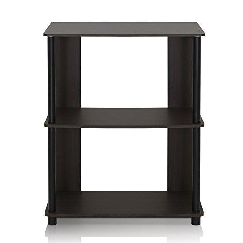 Furinno 15070WNBK Jaya Simple Design Bookcase, Walnut by Furinno (Image #4)