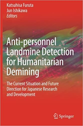 Anti-personnel Landmine Detection for Humanitarian Demining: The Current Situation and Future Direction for Japanese Research and Development (2010-10-13)