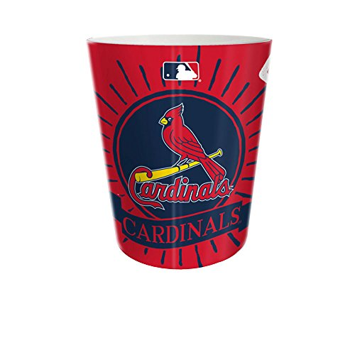 Louis Cardinals Wastebasket (St. Louis Cardinals MLB 10