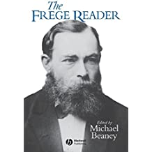 Frege Reader (Wiley Blackwell Readers) by Beaney (1997-05-30)