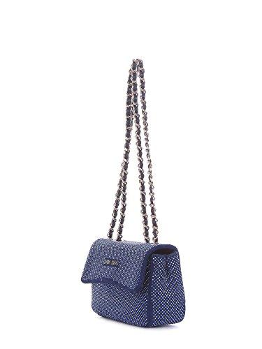 Mia Bag 17307 Borsa Donna Blu