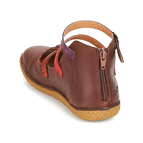 Braun Ballerine Marron Honoree Kickers Multico Donna 5Cx6g0tW7n