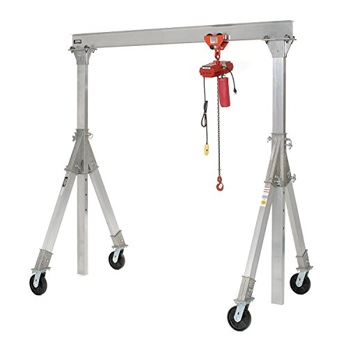 Vestil-Aluminum-Gantry-Crane-AHA-4-12-10-Adjustable-Height-4000-lb-Capacity