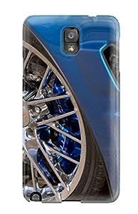 New Cute Funny Corvette Zr1 Wallpaper Case Cover/ Galaxy Note 3 Case Cover
