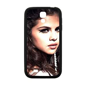Selena Gomez Pattern Plastic Case For Samsung Galaxy S4 by runtopwell