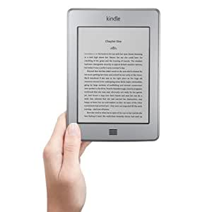 "Kindle Touch, Wi-Fi, 6"" E Ink Display - for international shipment"