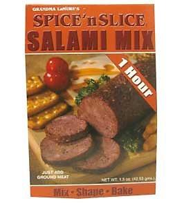 (Grandma LaMure's Spice' N Slice (Salami, 1 Packet))
