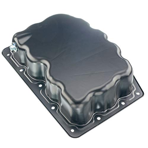 Ford F250 Pan Oil - A-Premium Lower Engine Oil Pan for Ford F-250 F-350 F-450 F-550 Super Duty 2011-2016 6.7L Diesel
