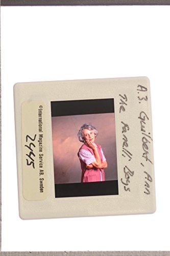 "Slides photo of Ann Morgan Guilbert in ""The Fanelli Boys""."