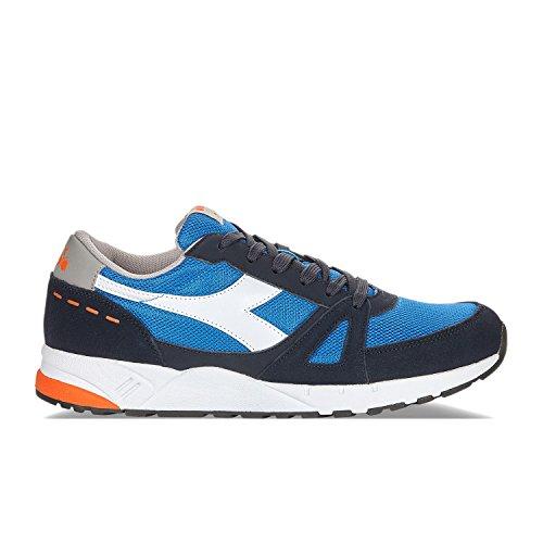 Run blue 90 Deep con Blue para C4170 Sandalias Diadora Hombre Micro Plataforma dPxaOdBW