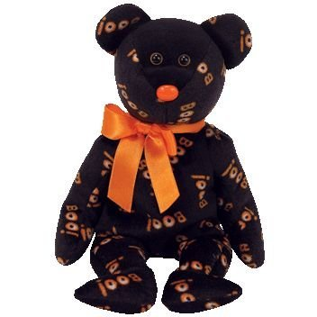 Ty Beanie Babies Yikes - Bear (Hallmark Gold Crown Exclusive) -