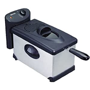 Amazon.com: Aroma Housewares ADF-198 3-Quart Deep Fryer