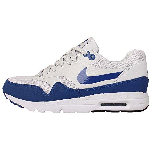 Nike Air Max 1 Essenziali Ultra Delle Donne Formatori 704993 Sneakers Scarpe Grigie