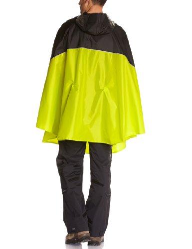 color Chubasquero VAUDE M rojo para tamaño beige hombre de ciclismo 4gdgq0