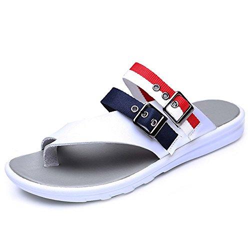 Pantofole da Color in Dal Campo HUAHUA 1 Casual Resistant E Estate Spiaggia Scarpe Fresco Moda Le Pin Escursioni Outdoor Marea Slip Sandali Scarpe di Clip 1S0ddq