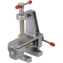 Fantastic Kaufhof AVW5384 ClampOn Woodworking Bench Vise 6 Inch   Amazoncom
