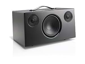 Audio Pro Addon C10 - Compact WiFi Wireless Multi-Room Speaker - High Fidelity - Works With Alexa - Black