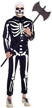 Disfraz de Skull Soldier Niño (10-12 años) Halloween (+ Tallas ...