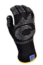 G & F 1682 Dupont Nomex Heat Resistant gloves for cooking, grilling, fireplace and oven, Barbecue Pit Mitt, BBQ Gloves, Sold by 1 Piece
