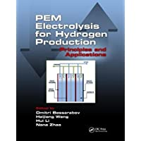 PEM Electrolysis for Hydrogen Production: Principles and Applications