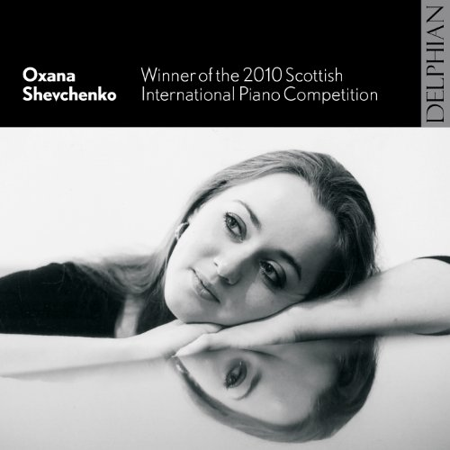 Winner of the 2010 Scottish International Piano Competition