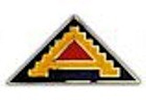 7th Army Small Hat Pin (Pin Small Army Hat)