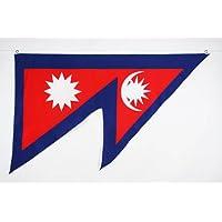AZ FLAG Bandera de Nepal 150x90cm - Bandera