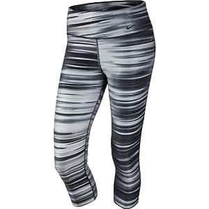 Nike Women's Legend 2.0 Swift Tight Capri Pant (Blue , Large)