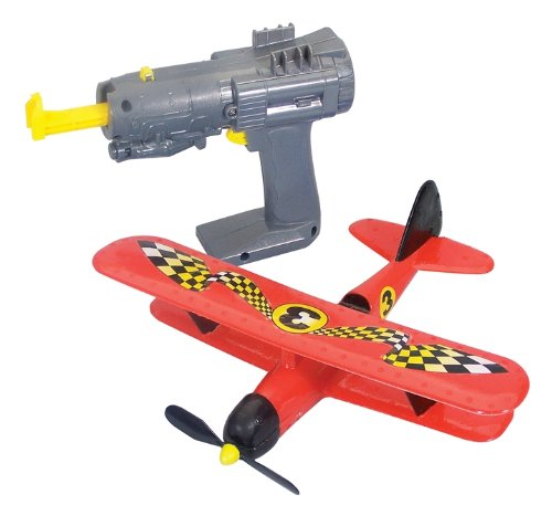 Kid Galaxy Backyard Flyer Classic Race Ace - Flyer Airplane