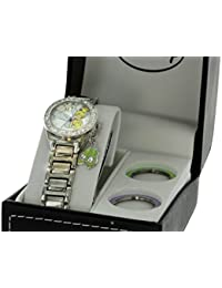Disney Tinkerbell Charm Watch With Changeable bezel Tnk639