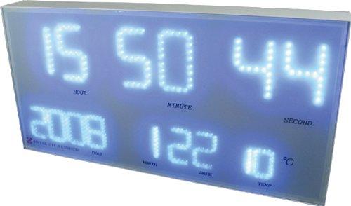 HOUSE USE PRODUCTS(ハウスユーズプロダクツ) LED 時計 FROST ブルー ACL035 [正規代理店品] B00426BWUA ブルー ブルー
