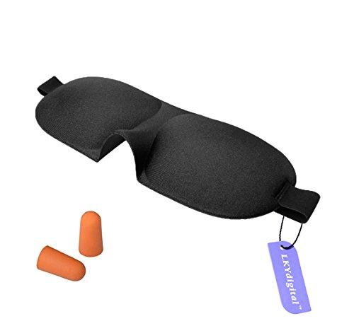 LKYDIGITAL Contoured Lightweight Comfortable Blindfold product image