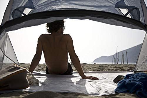 TERRA Nation Tente de plage m/âcher de plage Plus sable