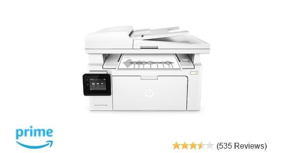 HP LaserJet Pro M130fw All-in-One Wireless Laser Printer, Amazon Dash  Replenishment ready (G3Q60A)  Replaces HP M127fw Laser Printer