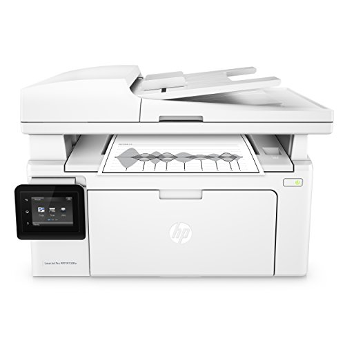HP LaserJet Pro M130fw All-in-One Wireless Laser Printer, Amazon Dash Replenishment ready (G3Q60A). Replaces HP M127fw Laser Printer (Laserjet Printer One In All)