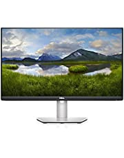 $179 » Dell S2721HS 27 Inch Full HD 1920 x 1080, AMD FreeSync, IPS Ultra-Thin Bezel Monitor, Tilt and Swivel, Silver