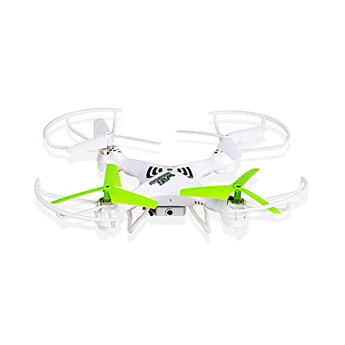Top Quality Top Flyer Cyclone Remote Control Drone RC Quadcopter 2.4GHz 4-CH w Gyroscope, 360 Degree Flips, WiFi camera, Mobile Remote Control, Long flight distance, Light weight, Great Fun (Radio Cyclone Flyer)