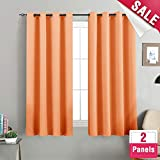 Genial Blackout Curtains For Bedroom Triple Weave Room Darkening Curtain Panels  For Kids Room Thermal Insulated Living