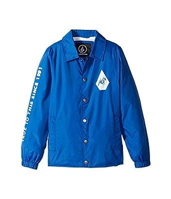 927a31f25cfb (ボルコム) VOLCOM キッズコート・ジャケット・アウター Brews Coach Jacket (Big Kids
