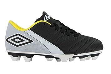 Umbro Extremis J de FG botas de fútbol para Junior Blanco y Negro Tamaño  35  Amazon.es  Deportes y aire libre bcdb18f4f0e0e