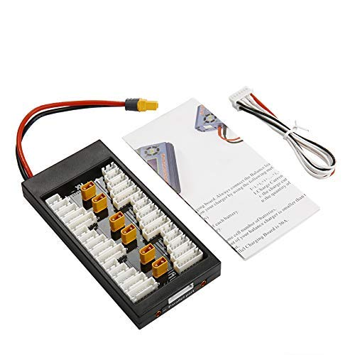 NIDICI XT30 2S-6S 40A Cargador XT60 De Bateria Lipo