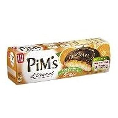 Lu - Fondant PimS Naranja 3X150G - PimS Fondant Orange 3X150G - Precio Por Unidad -