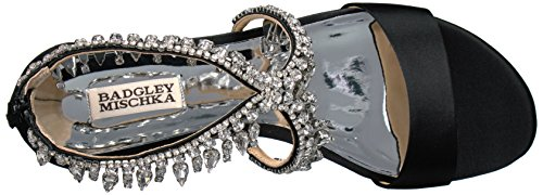 Badgley Mischka Women's Tristen Dress Sandal Black 4IZpqnAO2B