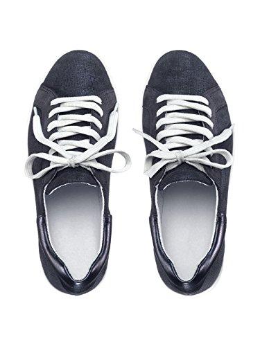 Avena Dames Soft Sneaker Sportief - Super Zacht Draagcomfort Marine