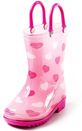 toddler rain boot size 10 - 8